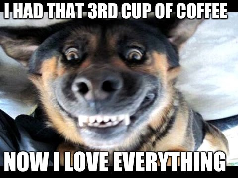 3rd Cup of Coffee