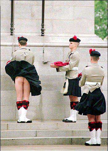 Scottish Guards
